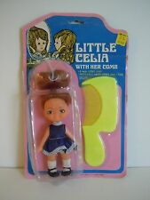BIGGEST SALE ! HONG KONG DOLL Little Celia With Her Comb For S.S.Kresge (K-Mart)