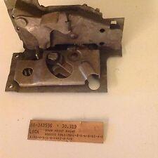 1941-42 Packard Front Door Lock 342546 NOS