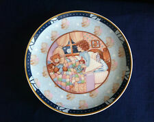 "Villeroy & Boch/Heinrich Once Upon A Rhyme ""Star Light, Star Bright"" plate"