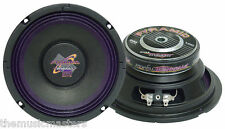 "Single 6.5"" inch 8 ohm Top Quality Woofer Home Speaker Replacement or Custom Box"