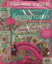 Start Sewing Today UK Free Gifts Begginer's Guide #1 FREE PRIORITY SHIPPING