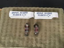 (2) DYNA AUDIO 12AT7WA  Audio Tubes