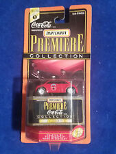 Coca Cola Matchbox VW Concept 1 Beetle Red  Premiere Series 1 Ink on Card - COKE