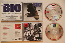 2 CDs, Mr.Big - ST (1989) + Lean Into It, Eric Martin,Billy Sheehan,Paul Gilbert