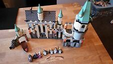 LEGO 4709 Harry Potter Hogwarts Castle rare 99.9% complete with all minifigs
