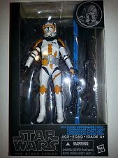 "STAR WARS BLACK SERIES 6"": CLONE COMMANDER CODY  #14"