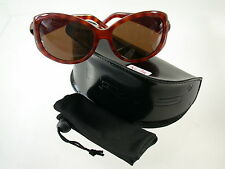 ORIGINALE Osiris LADY da Donna Occhiali Da Sole Occhiali Sunglasses Glasses New MARRONE (6)