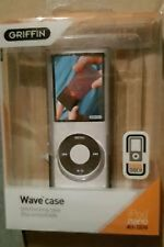 Griffin Wave case iPod nano 4th Gen 6295-NWAVBW