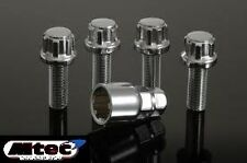 Alloy Wheel Locking Bolts VW Golk MK1, MK2, MK3  M12x1.5