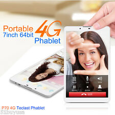 """7.0"""" Teclast P70 4G LTE Phablet Android 5.1 Quad Core Tablet PC WIFI Dual Camera"""