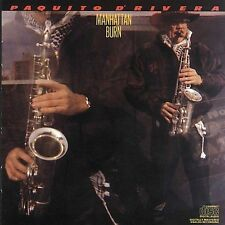 Paquito D'Rivera-  Manhattan Burn.....new cassette!