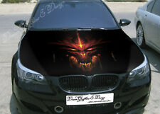 Dead Full Color Graphics Adhesive Vinyl Sticker Fit any Car Hood Bonnet #048