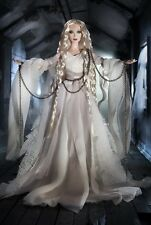 2012 Fantasy HAUNTED BEAUTY GHOST BARBIE DOLL MIB!! NRFB!!