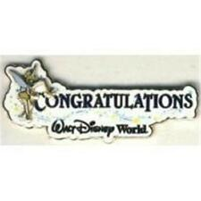 TINKER BELL 3D CONGRATULATIONS! 50 YEAR Anniversary WDW LE DISNEY PIN 23605