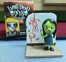"LIVING DEAD DOLLS 2"" FIGURINE SERIES 3 DEE K NEW WITH BOX FREE SHIPPING"