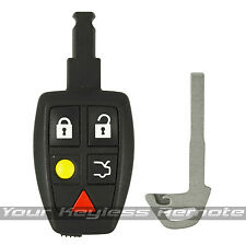 OEM Factory Smart Prox Key Entry Keyless Remote Fob For Volvo Used Uncut Blade