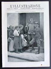 1919 BANDIERA LLOYD TRIESTINO D'ANNUNZIO MARUSSIG Veglia Fiume CARINZIA VILLACCO