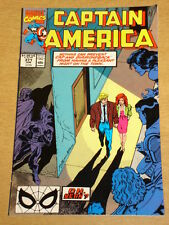 CAPTAIN AMERICA #371 MARVEL COMIC HIGH GRADE NICE CONDITION JUNE 1990