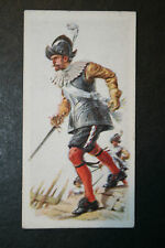 First Foot Guards  circa 1680  Grenadier Guards   1930's Vintage Uniform Card