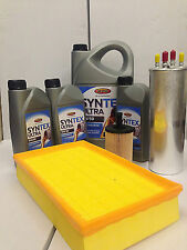 VW TRANSPORTER T5 1.9 TDI / 2.5 TDI DIESEL AIR OIL FUEL FILTER SERVICE KIT + OIL