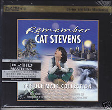"Cat Stevens - Remember: The Ultimate Collection"" 100KHz/24bit Japan K2HD CD New"