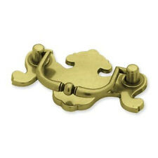 "P67602-LAN Lancaster Antique Brass 2 1/2"" Bail Cabinet Drawer Knob Pull"