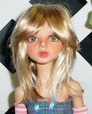 "Doll Wig, Monique Gold ""Jojo"" Sz 8/9 in Golden Stwby w Golden Auburn"