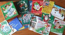 Lot 13 Vintage Humorous  Cards Pop Ups+ in Fun for Christmas Box 10 Unused