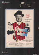 Monsieur / Jean Gabin    Language(s): Russian, French   DVD PAL