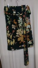 Penelope and Monica Cruz for Mango Skirt Size S Floral Womens