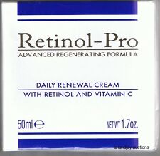 NIB Retinol-Pro Advanced Regenerating Formula Daily Renewal Cream 1.7 oz / 50 ml