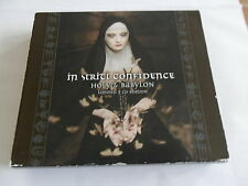 Holy+Babylon (3CD-Set) von In Strict Confidence (2011) - CD