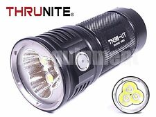 Thrunite TN36 UT Ultra Thrower Cree XHP70 7300lm Neutral White NW LED Flashlight
