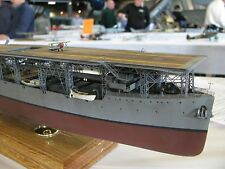 1/350 U.S.S. Langley  CV-1 Circa 1930 Resin & PE BRASS - WOOD Model Kit