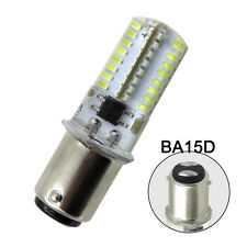 1x BA15D 64 3014 SMD LED Light Bulb Fit Singer 301A/401A/Kenmore 158 120V White