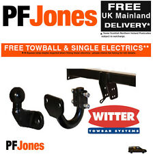 Witter Towbar for Proton Jumbuck Pick up 2003-2006 - Flange Tow Bar