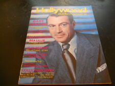 Gary Cooper, Beatrice Lillie, Jean Peters - Hollywood Studio Magazine 1980