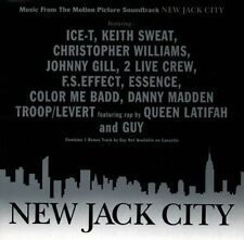 New Jack City OST / Ice-T 2 Live Crew Keith Sweat Danny Madden Queen Latifah