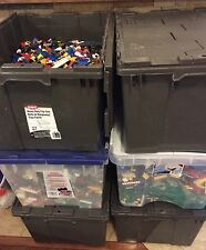 Lego by the Pound Random Clean Pieces 1-99 Lbs Bulk Brick Used Lot FREE PRIORITY