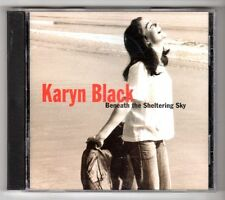 (GY340) Karyn Black, Beneath The Sheltering Sky - CD