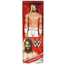 WWE 12 Inch Action Figure Seth Rollins  *BRAND NEW* - Damaged Packaging