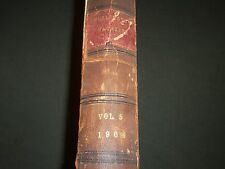 1904 APRIL-SEPTEMBER THE BURLINGTON MAGAZINE BOUND VOLUME NO. 5 - R 699