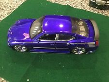 1:18 Jada 2006 Dodge Charger SRT8 No. 96582