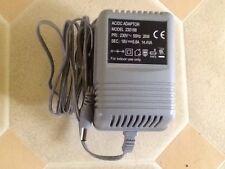 25.5v - 26.5v Mains AC-DC Power Adaptor Centre Polarity (+) 5.5mm 2.1mm