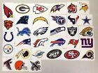NFL Logo Stickers
