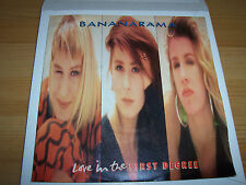 "Bananrama - Love In The First Degree - 7 "" Single"