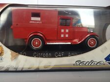 Solido 1:43 Citroen C4F Ambulance 203298