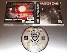 Silent Hill ☆☆ Complete w/ MINT CASE, EX Condition ☆☆ - PS1 Playstation 1