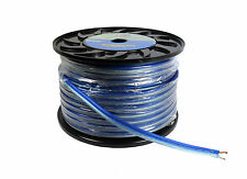 Bullz Audio BSS10.200PB  10 Gauge 200FT Speaker Cable - Blue