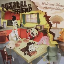 """FUNERAL FOR A FRIEND """"WELCOME HOME ARMAGEDDON!"""" CD NEU"""